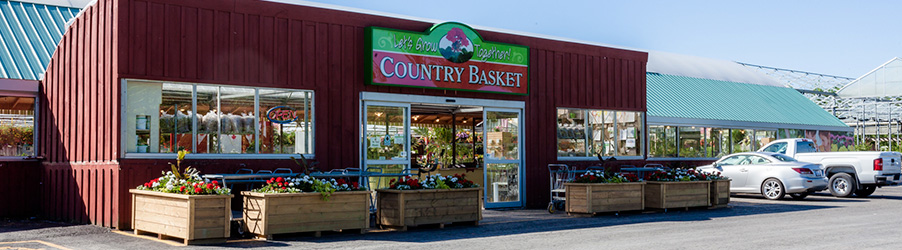 Country Basket Garden Centre, Niagara Falls